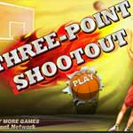 three point shootout game