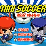 soccer flash game